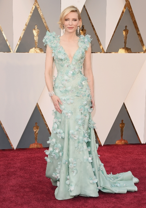 1. Cate Blanchett-Armani Privé