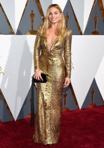 3. Margot Robbie-Tom Ford