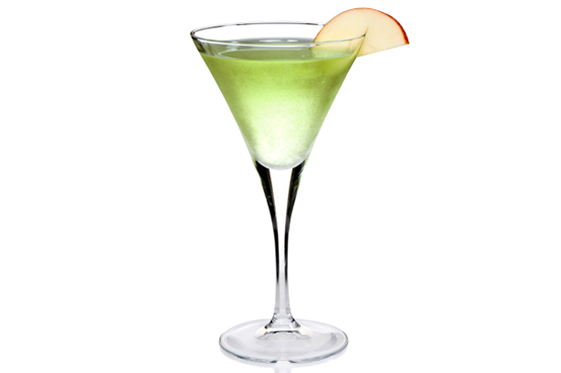 10. Apple Martini