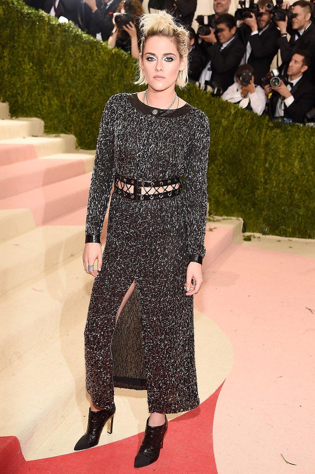 7. Kristen Stewart se odlučila za Chanel