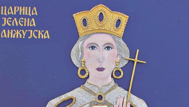 Jelena Anžujska - Rođena je u malom mestu Brnjak na Kosovu, gde je i proživela čitav život. Kao supruga Uroša I Nemanjića, bila je jedna od politički najuticajnijih žena i carica srpske istorije. Veliki je i njen doprinos srpskoj vladarskoj dinastiji Nemanjić, jer je rodila buduće kraljeve Dragutina i Milutina, kao i Stefana i ćerku Brnču.