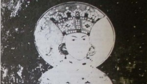 Carica Jelena Kantakuzin - Bežeći od kuge, upravo je ona jedina žena koja je kročila na tlo Svete Gore. Rođena je u Bugarskoj. Postala je supruga najmoćnijeg vladara loze Nemanjića, Cara Dušana Silnog, sa kojim je i boravila u manastiru, na opšte negodovanje i neslaganje monaha. Nedugo nakon smrti sina, Cara Uroša Nejakog, zamonašila se i počela da živi strogim isposničkim životom.