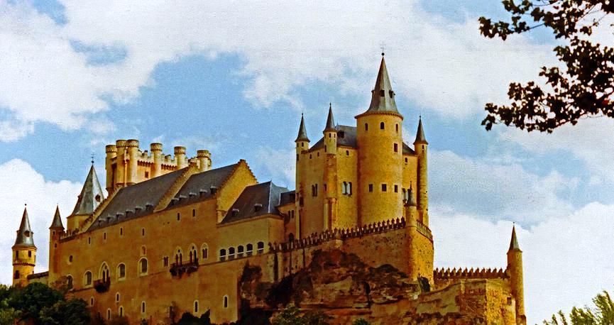 Alcasar_royal_palace_Spain