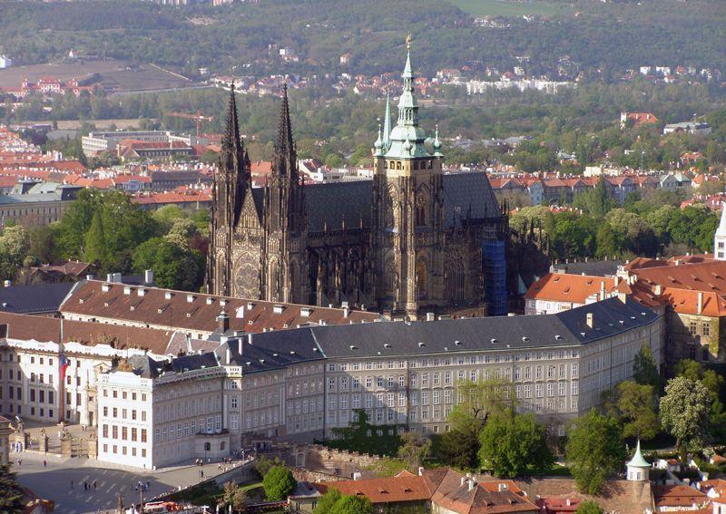 Dvorac_Prag