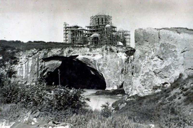 Pećina_Tašmajdan