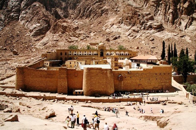 manastir_svete_katarine_sinaj_egipat
