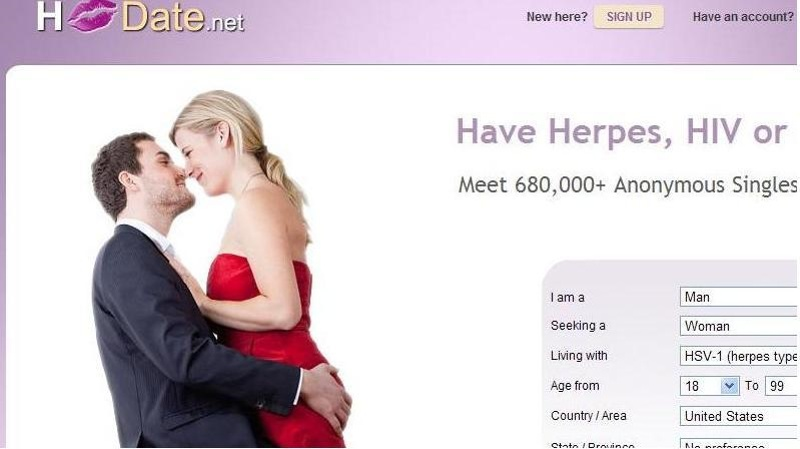 Christian dating with herpes
