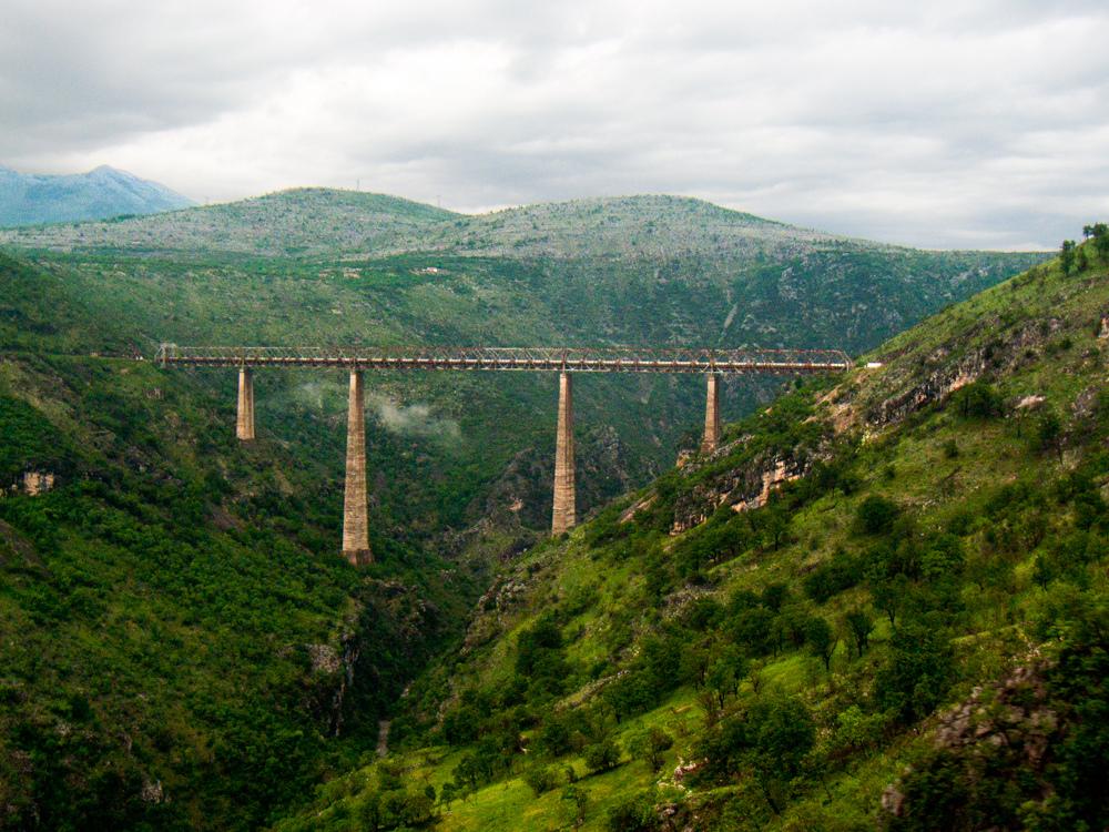 mala rijeka vijadukt