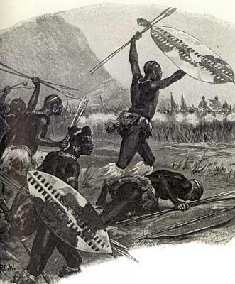 zulus-attack