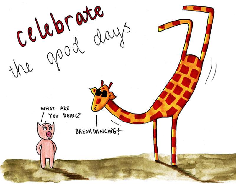 Foto: motivatinggiraffe.com