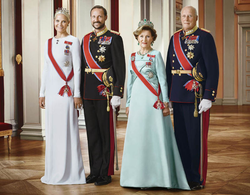 Foto: kongehuset.no