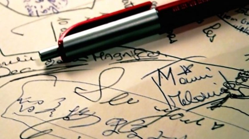 Foto: graphology-world.com