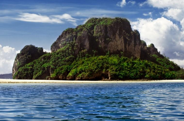Napusteno ostrvo