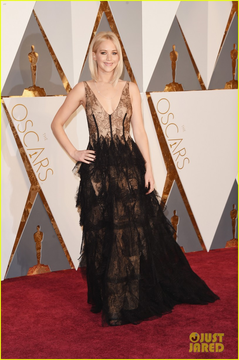 2. Jennifer Lawrence-Christian Dior