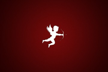 kupidon-corporation-love-bow-red-background-wings
