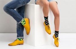 žute cipele