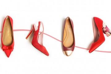 crvene cipele